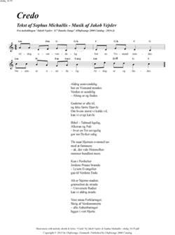 noder danske sange