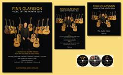 Finn Olafsson<BR>\'Video of the Month 2014\'<BR>2 DVD, 1 audio CD &amp; 1 Music Book set